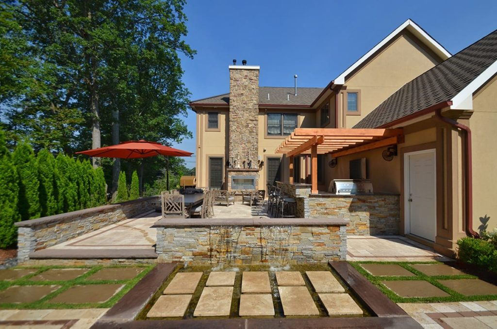 Residential Outdoor Living Spaces-Garland TX Landscape Designs & Outdoor Living Areas-We offer Landscape Design, Outdoor Patios & Pergolas, Outdoor Living Spaces, Stonescapes, Residential & Commercial Landscaping, Irrigation Installation & Repairs, Drainage Systems, Landscape Lighting, Outdoor Living Spaces, Tree Service, Lawn Service, and more.